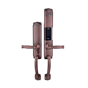 Khoá cửa vân tay Hune 918-80-F