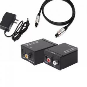 Bộ chuyển âm thanh TV 4K quang optical sang audio AV ra amply