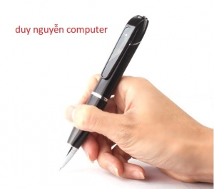 Camera bút bi ngụy trang