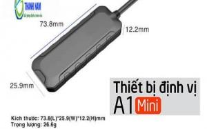 Thiết bị định vị xe máy A1 Mini